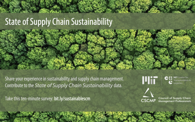 State of Supply Chain Sustainability