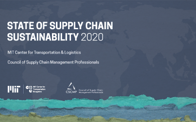 State of Supply Chain Sustainability Report – 2020